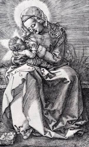 Мастер ксилографии Альбрехт Дюрер (Albrecht Dürer) 15