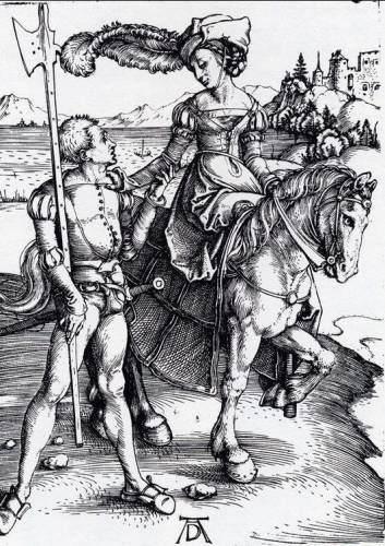 Мастер ксилографии Альбрехт Дюрер (Albrecht Dürer) 18