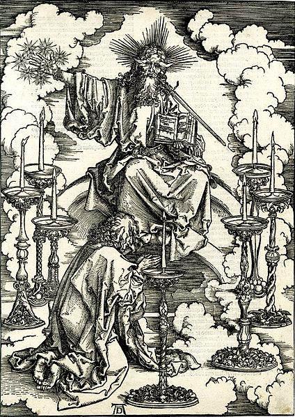 Мастер ксилографии Альбрехт Дюрер (Albrecht Dürer) 22