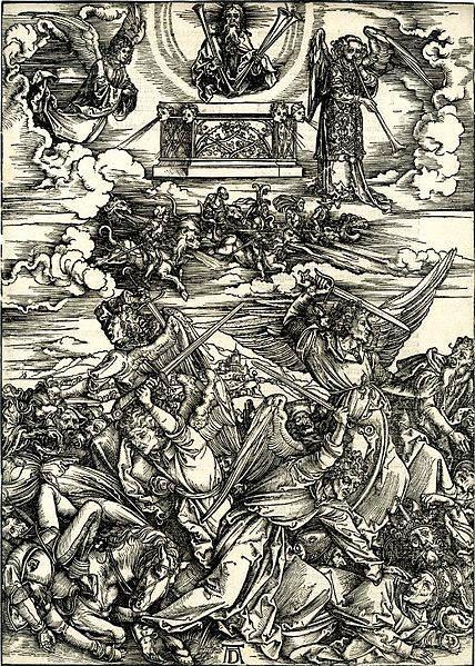 Мастер ксилографии Альбрехт Дюрер (Albrecht Dürer) 29