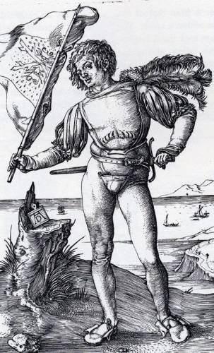 Мастер ксилографии Альбрехт Дюрер (Albrecht Dürer) 3