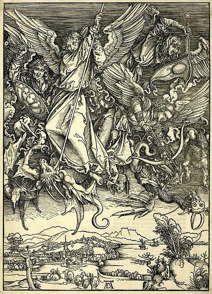 Мастер ксилографии Альбрехт Дюрер (Albrecht Dürer) 32