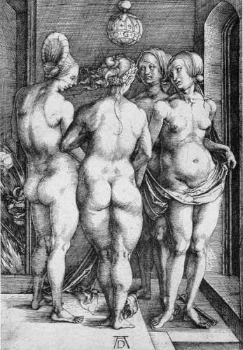 Мастер ксилографии Альбрехт Дюрер (Albrecht Dürer) 6