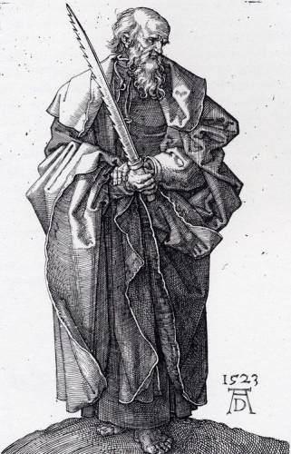 Мастер ксилографии Альбрехт Дюрер (Albrecht Dürer) 8