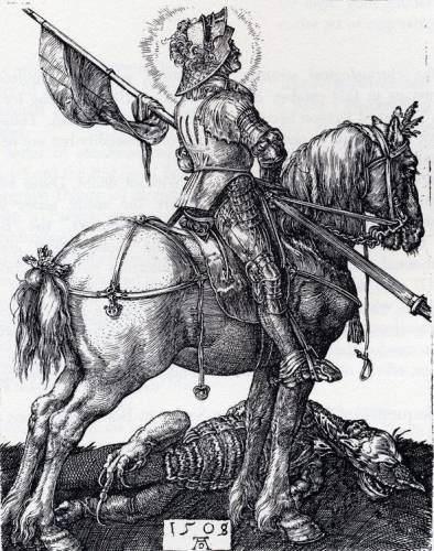 Мастер ксилографии Альбрехт Дюрер (Albrecht Dürer) 10