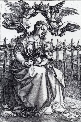 Мастер ксилографии Альбрехт Дюрер (Albrecht Dürer) 16