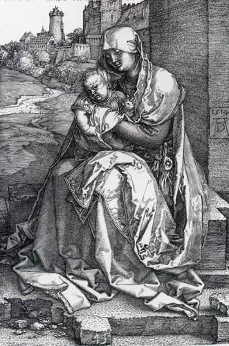 Мастер ксилографии Альбрехт Дюрер (Albrecht Dürer) 17
