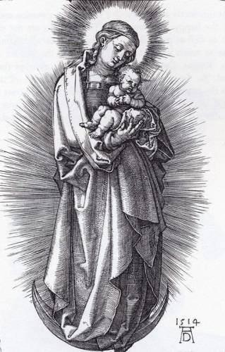 Мастер ксилографии Альбрехт Дюрер (Albrecht Dürer) 2
