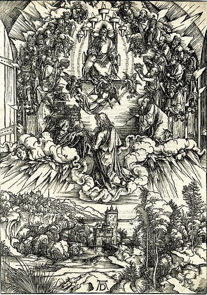 Мастер ксилографии Альбрехт Дюрер (Albrecht Dürer) 23