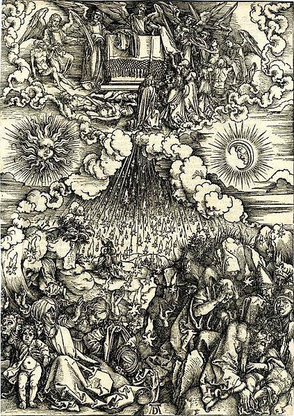Мастер ксилографии Альбрехт Дюрер (Albrecht Dürer) 24