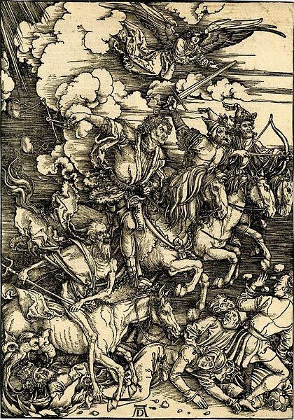 Мастер ксилографии Альбрехт Дюрер (Albrecht Dürer) 25