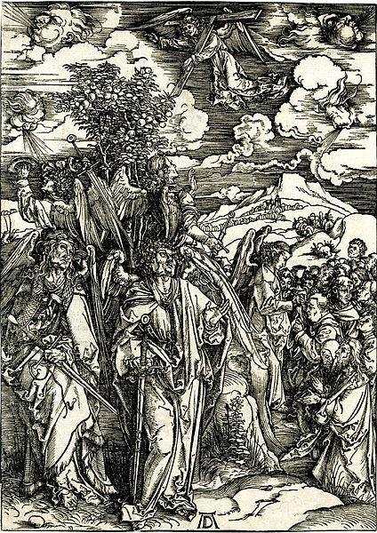 Мастер ксилографии Альбрехт Дюрер (Albrecht Dürer) 26
