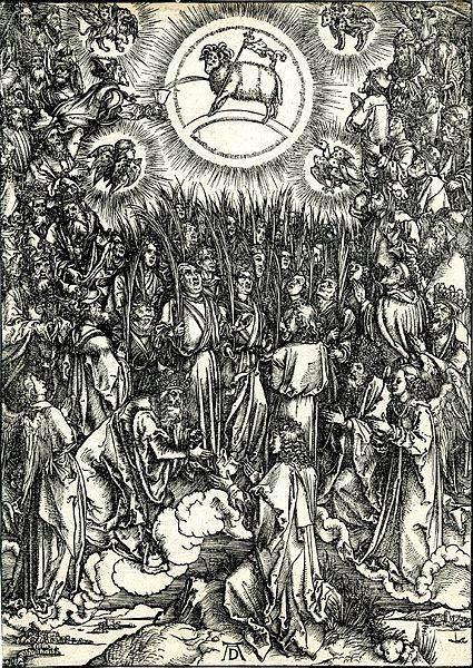Мастер ксилографии Альбрехт Дюрер (Albrecht Dürer) 27