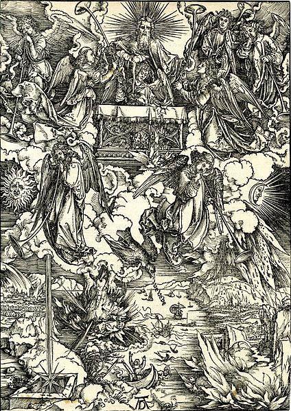 Мастер ксилографии Альбрехт Дюрер (Albrecht Dürer) 28