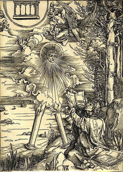 Мастер ксилографии Альбрехт Дюрер (Albrecht Dürer) 30