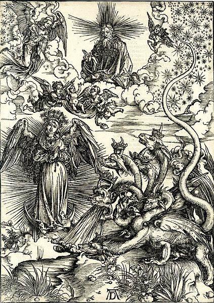 Мастер ксилографии Альбрехт Дюрер (Albrecht Dürer) 31