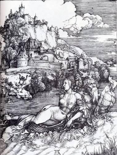 Мастер ксилографии Альбрехт Дюрер (Albrecht Dürer) 4