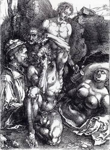 Мастер ксилографии Альбрехт Дюрер (Albrecht Dürer) 7