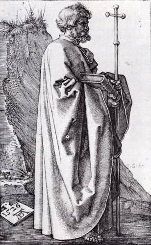 Мастер ксилографии Альбрехт Дюрер (Albrecht Dürer) 9