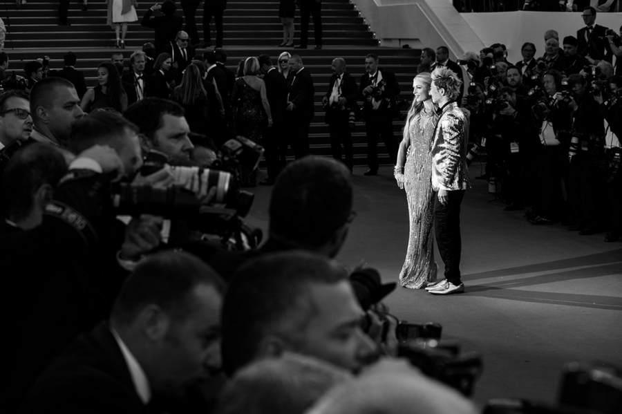 Монохромный Каннский кинофестиваль от Винсента Десайли (Vincent Desailly) 2