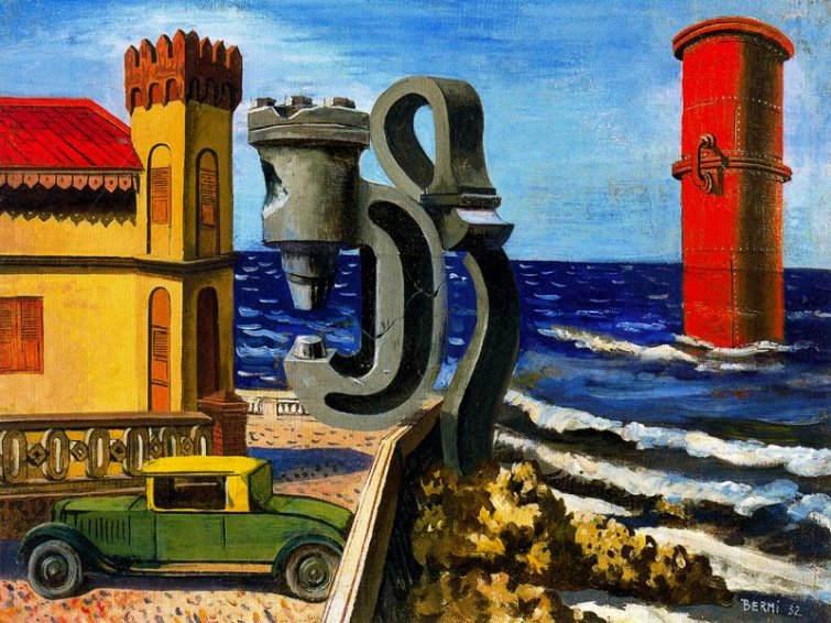 Новый реализм Антонио Берни (Antonio Berni) 11