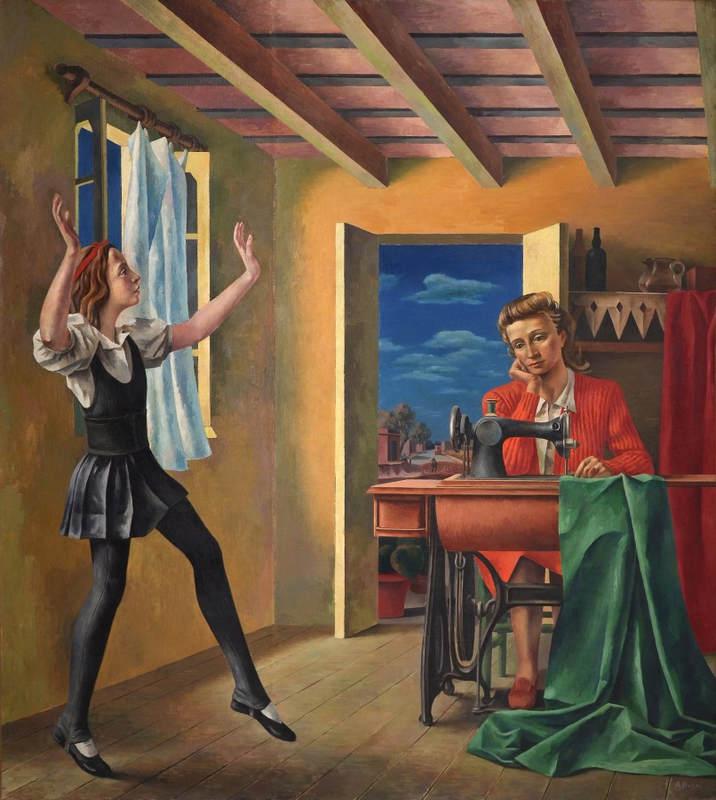Новый реализм Антонио Берни (Antonio Berni) 9