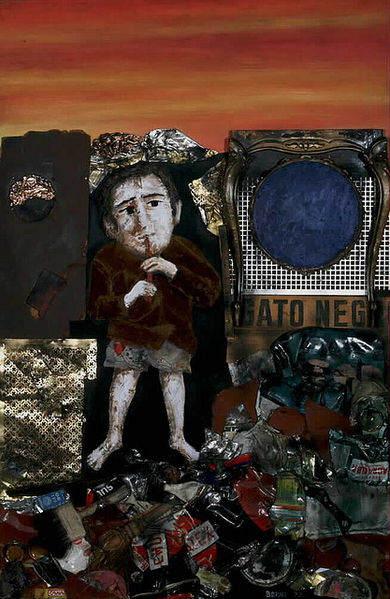 Новый реализм Антонио Берни (Antonio Berni)