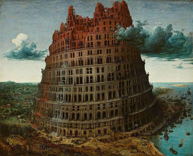 Пионер жанровой живописи - Питер Брейгель Старший (Pieter Bruegel) 11