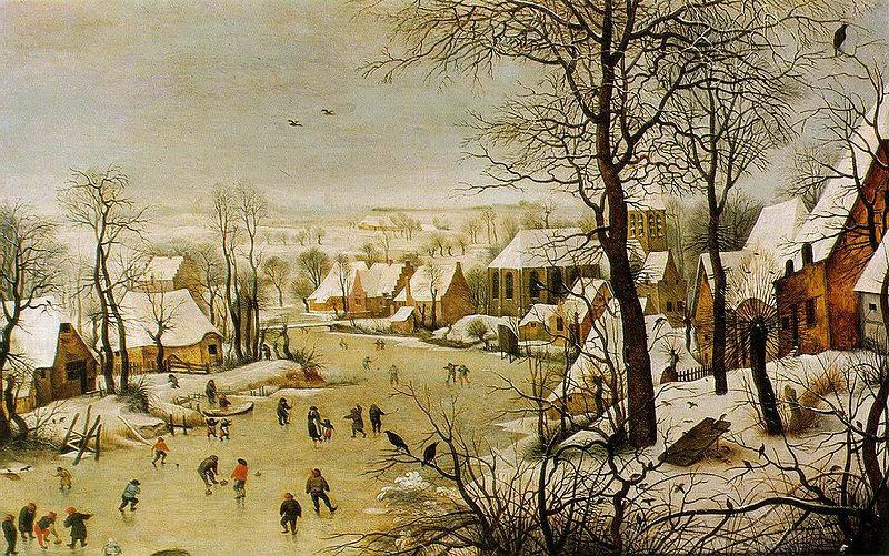 Пионер жанровой живописи - Питер Брейгель Старший (Pieter Bruegel) 16