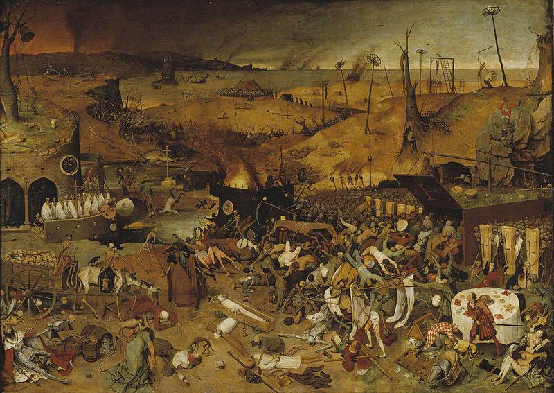 Пионер жанровой живописи - Питер Брейгель Старший (Pieter Bruegel) 21
