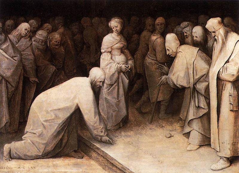Пионер жанровой живописи - Питер Брейгель Старший (Pieter Bruegel) 25