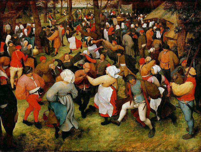 Пионер жанровой живописи - Питер Брейгель Старший (Pieter Bruegel) 26
