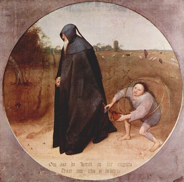 Пионер жанровой живописи - Питер Брейгель Старший (Pieter Bruegel) 29
