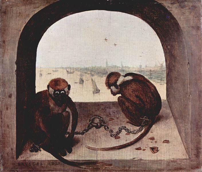 Пионер жанровой живописи - Питер Брейгель Старший (Pieter Bruegel) 3