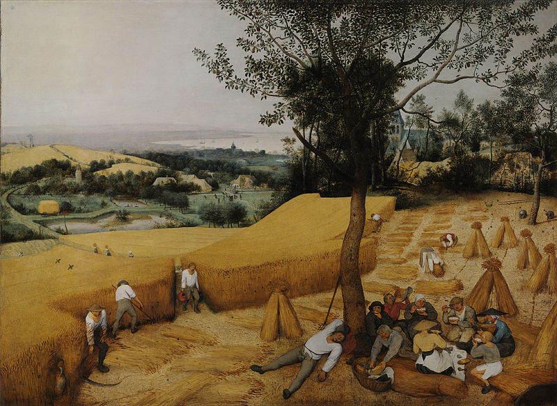 Пионер жанровой живописи - Питер Брейгель Старший (Pieter Bruegel) 4