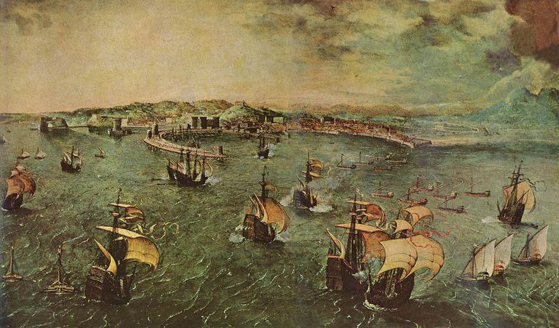 Пионер жанровой живописи - Питер Брейгель Старший (Pieter Bruegel) 6