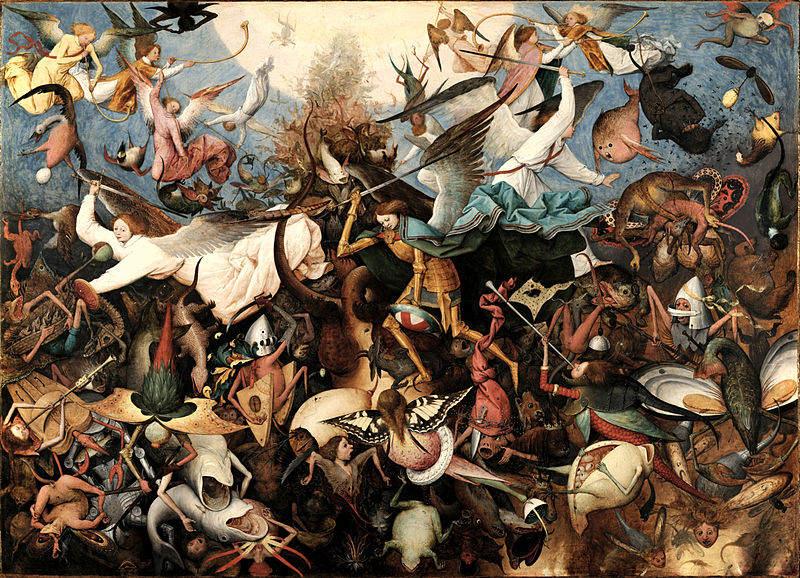 Пионер жанровой живописи - Питер Брейгель Старший (Pieter Bruegel) 7