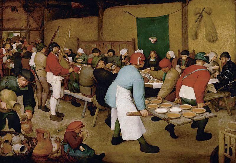 Пионер жанровой живописи - Питер Брейгель Старший (Pieter Bruegel) 8