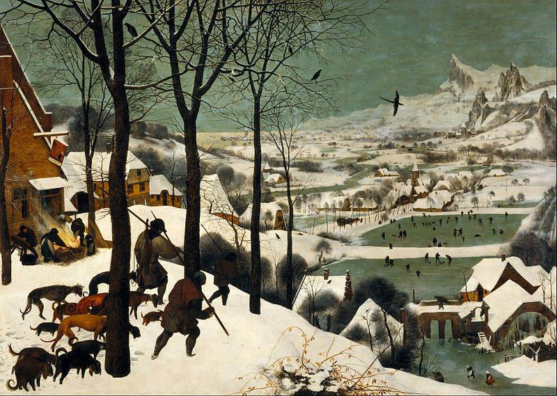 Пионер жанровой живописи - Питер Брейгель Старший (Pieter Bruegel)