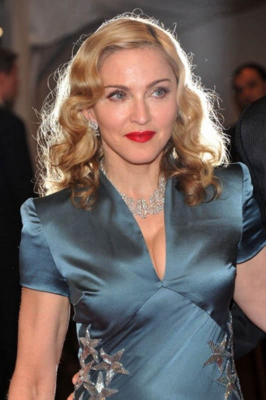 Самые сексуальные знаменитости, старше 50 Мадонна