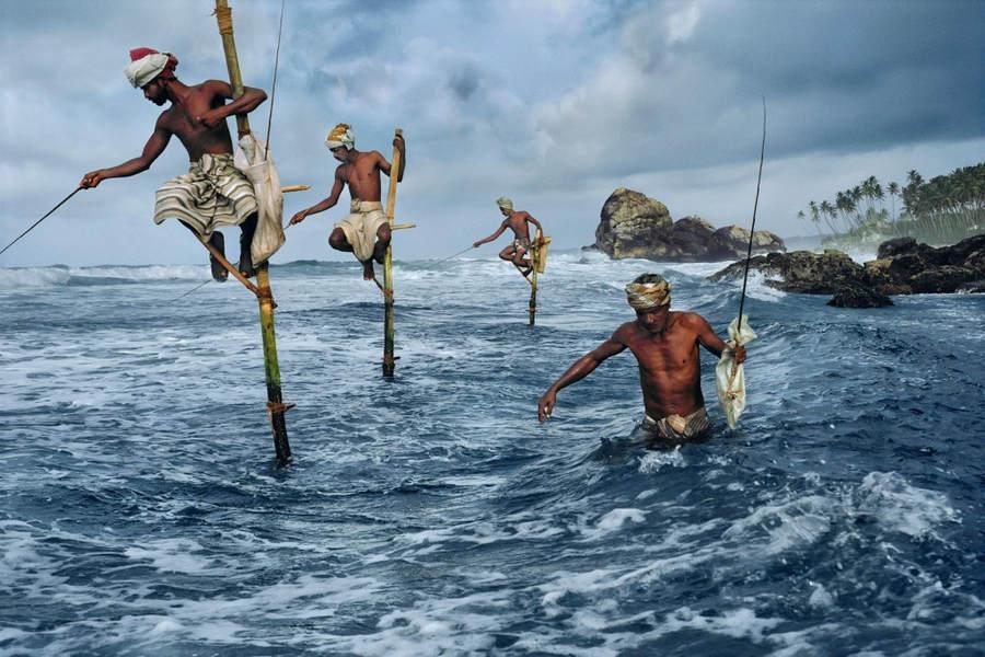 Стив МакКарри (Steve McCurry) Азиатская жизнь