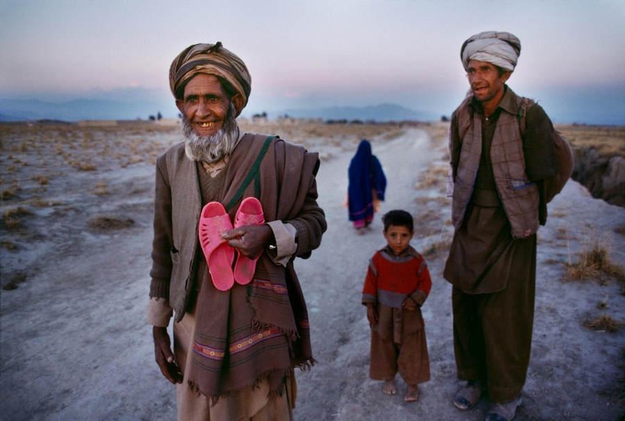 Стив МакКарри (Steve McCurry) Азиатская жизнь 16