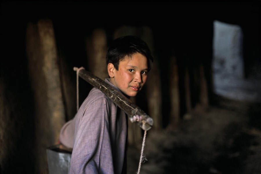 Стив МакКарри (Steve McCurry) Азиатская жизнь 17