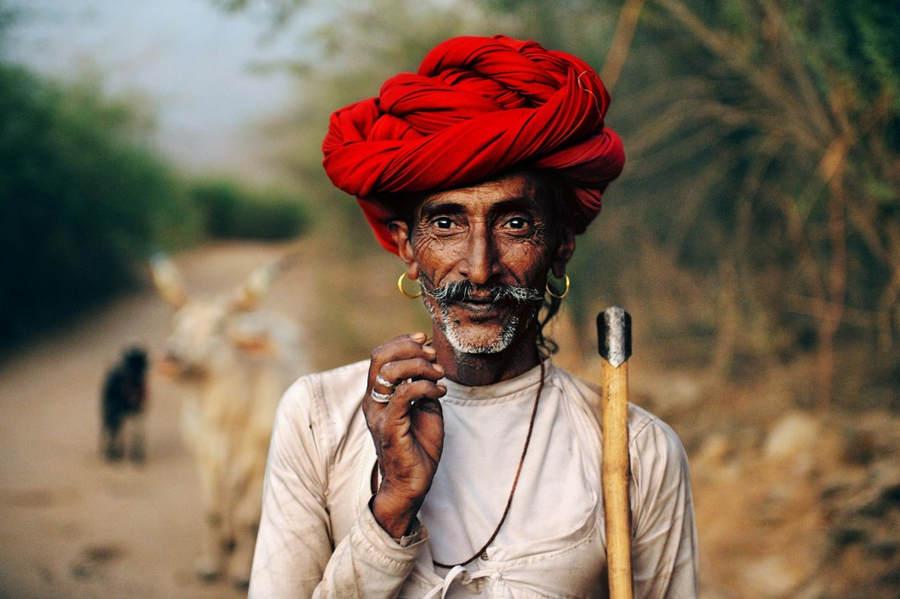 Стив МакКарри (Steve McCurry) Азиатская жизнь 18
