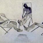 Сюжетная живопись Александра Дейнека