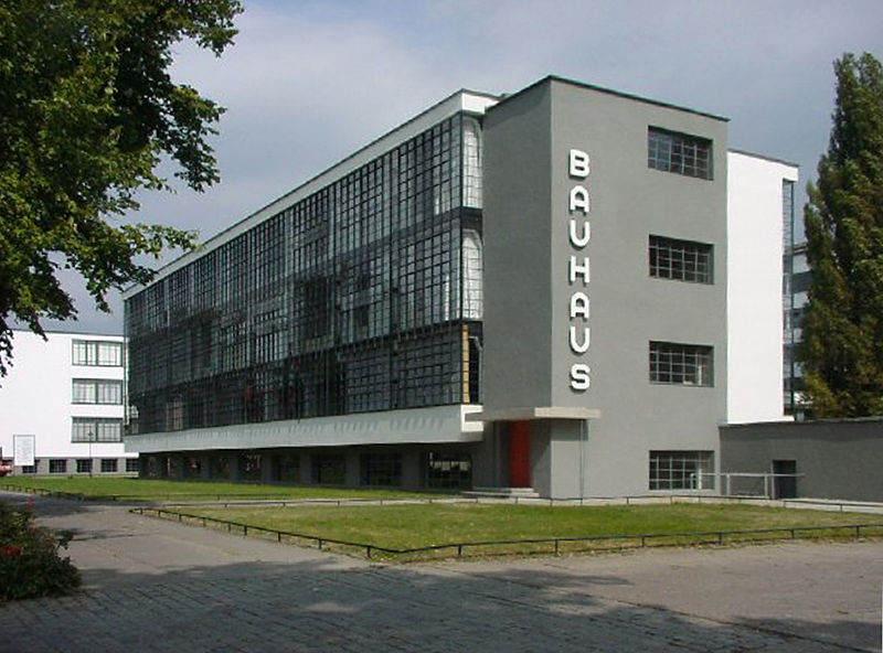 Вальтер Гропиус (Walter Gropius) - пионер современной немецкой архитектуры 14