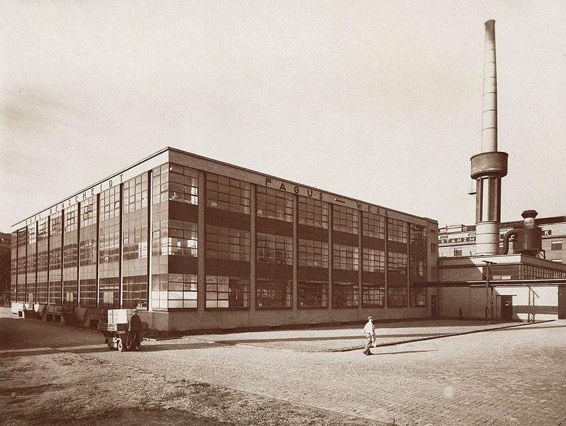 Вальтер Гропиус (Walter Gropius) - пионер современной немецкой архитектуры 15