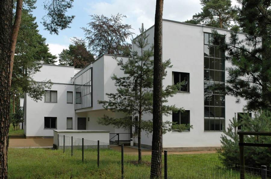 Вальтер Гропиус (Walter Gropius) - пионер современной немецкой архитектуры 16