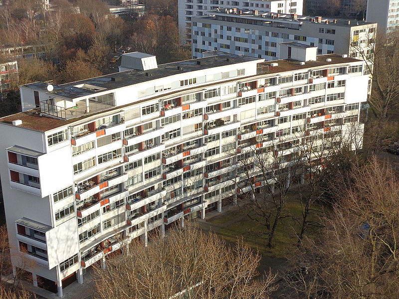 Вальтер Гропиус (Walter Gropius) - пионер современной немецкой архитектуры 17