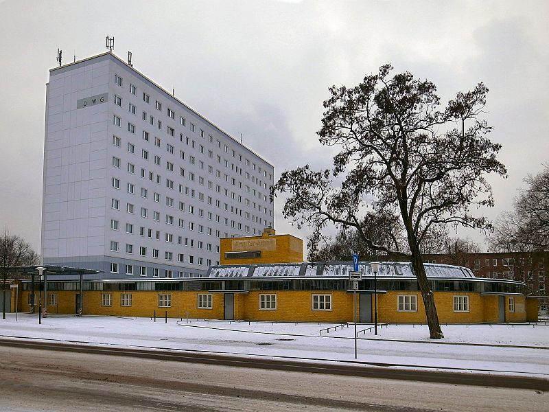 Вальтер Гропиус (Walter Gropius) - пионер современной немецкой архитектуры 18
